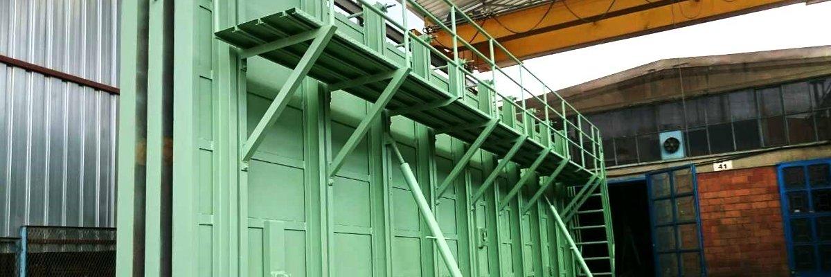 Çelik Konstrüksiyon, İskele ve Kalıp Sistemleri...